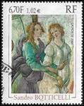 Sandro Botticelli 1445-1510 «Vénus et les Grâces offrant des présents à une jeune fille»