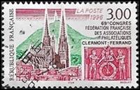 Clermont Ferrand - 69ème Congrès de la Fédération Française des Associations Philatéliques