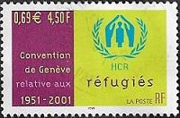HCR Convention de Genève relative aux réfugiés 1951-2001