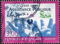 Assistance Publique 1849-1999 - Hôpitaux de Paris