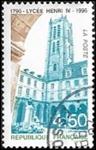 Bicentenaire du lycée Henri IV 1796-1996