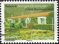 Maison de Georges Clemenceau ? St Vincent sur Jard