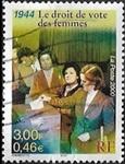 1944 : Le droit de vote des femmes en France