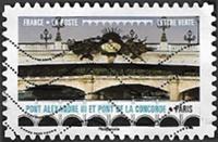 Pont Alexandre III et pont de la Concorde - Paris