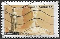 Antiquité romaine Statue de Junon