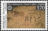 Parc national du Tassili n'Ajjer - Algérie