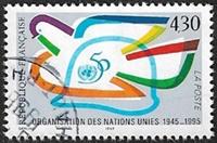 50ème anniversaire des Nations Unies