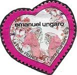 Le coeur d'Emanuel Ungaro - Lettre 50 g