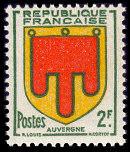 Armoiries d'Auvergne