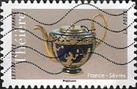Théière de France - Sèvres