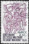 Centenaire de l'Ecole Militaire de Saint Maixent