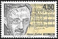 Henri Collet 1855-1951