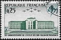 Salon de Provence 30 ème anniversaire de l´École de l'Air