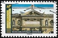 Musée-Bibliothèque - Grenoble