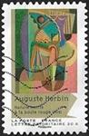 Auguste Herbin Nature morte à la boule rouge (1919)
