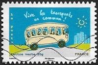 Vive les transports en commun !