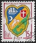 Armoiries d'Alger