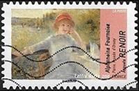 Auguste Renoir Alphonsine Fournaise
