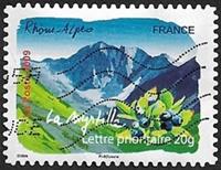 Rhône-Alpes - La myrtille
