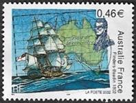 Flinders - Baudin 1802