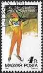 Biathlon - Jeux olympiques d'hiver 1988 - Calgary
