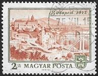 Budapest en 1972