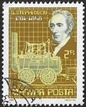 200e anniversaire de la naissance de George Stephenson