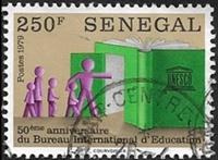 50e anniversaire du Bureau international d'éducation