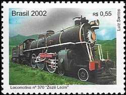 Locomotives à vapeur N.370