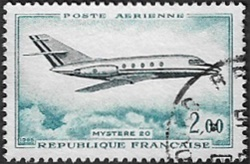 Avion Mystère 20