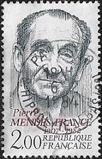 Pierre Mendès-France 1907-1982