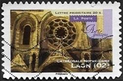 LAON (02) - Cathédrale Notre-Dame