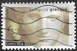 Antiquité grecque Buste d