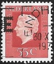 Reine Juliana 55 rouge